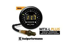 INNOVATE MTX-L PLUS rapporto aria / carburante manometro a banda larga KIT AFR O2 sensor Lsu 4.9 3918