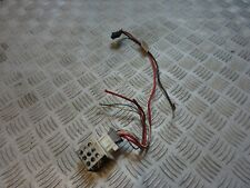 PEUGEOT 206CC 107.3 BHP 1.6 2003 HEATER RESISTOR A9348 WITH CABLE