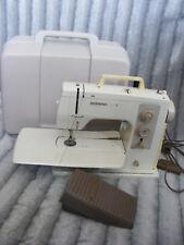 Bernina 801 MATIC électronique machine à coudre avec pédale & Case Made Suisse