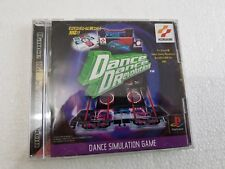 PSX SONY PLAYSTATION JAP NTSC DANCE DANCE REVOLUTION KONAMI NO SPINE
