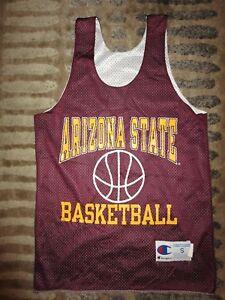 Arizona State University Sun Devils ASU Basketball Team Practice Jersey SM S