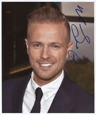 "Nicky Byrne (Westlife) Signed 8"" x 10"" Photo Genuine In Person"