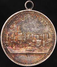More details for victoria 'windsor castle' medal | silver | medals | km coins
