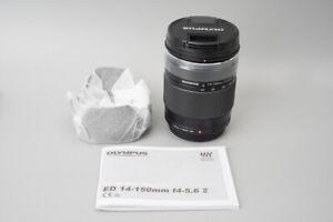 *NEW* Olympus M.Zuiko Digital ED 14-150mm f/4.0-5.6 II Lens, M4/3 - NO BOX