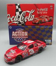Dale Earnhardt #3 Coke 1998 Monte Carlo Limited Edition 1:24