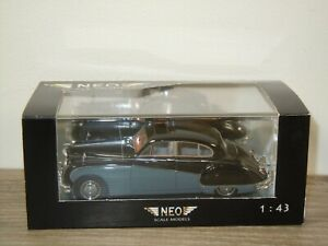 Jaguar MK VIII - Neo Scale Models 1:43 in Box *49687
