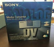 SONY DVMC-DA1 Media Converter, DV Analog to/from DV Hard Codex Box