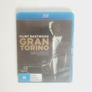 Gran Torino Bluray Movie - Free Postage Blu-ray Clint Eastwood