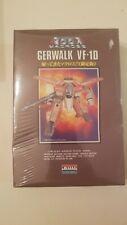Vintage 1980's Macross 1/100 VF-1Gerwalk VF-1D ARII Model Kit~ Robotech