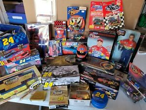 Jeff Gordon Superfan LOT Action Elite Nascar Collectible Crystal Race Car lot39