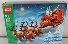 LEGO 40499 Santa's Sleigh 343pcs New