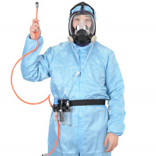 3 in 1 Function Supplied Air Fed Respirator System & Full Face Gas Mask, CE FDA