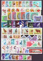 HUNGARY 1964. Complete year unit, 86 stamps and 6 S/S