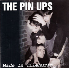 The Pin Ups - Made in Tilehurst - Abuse Records - #ABUSE007CD - 2000