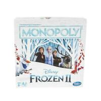 Hasbro Monopoly Game: Disney Frozen 2 Edition Board Game for Ages 8 and Up