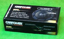 High-End Hochtöner Carpower DT-284 Dome-Tweeter-Paar 60 W, 4Ohm, Seidenmembran