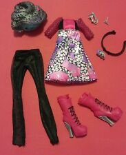 Ever After High Poppy O'Hair Doll's Outfit Clothes Shoes Accessories