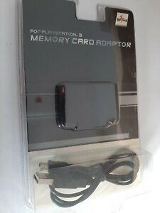 Memory Card Adaptor for playstation 3