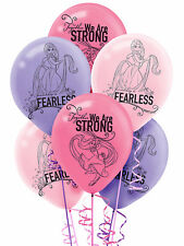 Tangled Rapunzel Party Supplies LATEX BALLOONS Pack Of 6