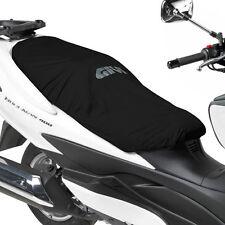 COPRISELLA GIVI SCOOTER MOTO IMPERMEABILE NERO VESPA GTS 300