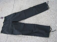 New Old Stock M O C US Military Large Long Trousers Hot Weather Black Pants