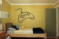 Wall Vinyl Sticker Room Decals Mural Design Art Controller Xbox Games  bo1966