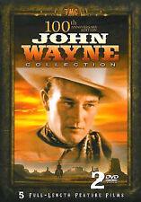 100th Anniversary Edition - John Wayne Collection (DVD, 2008)