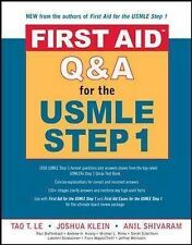 First Aid Q&A for the USMLE Step 1 (First Aid)-ExLibrary
