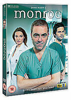 Monroe - Series 1 - Complete (DVD, 2011, 2-Disc Set)