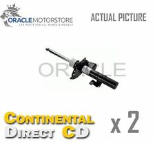 2 x CONTINENTAL DIRECT FRONT SHOCK ABSORBERS STRUTS SHOCKERS OE QUALITY GS3149FL