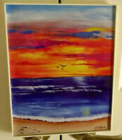Birds of Summer by Kelly Doucet-Simpson - Limited Edition Framed Art Print