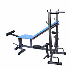 Fitfly premium Quality Weight Lifting 8 IN 1 Bench For Gym Exercise