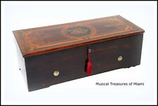 c.1865 Nicole Freres Swiss Music Box - We Ship Worldwide