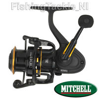 Mitchell 300 PRO Spinning Reel - Front Drag Fixed Spool Fishing Reel - Size 4000
