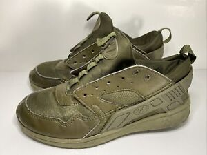 Heely's Force HE100349 Green Youth Shoes Size 6 Boys Skate Shoes NO LACES***
