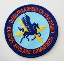 NETHERLANDS national police Service and safety patch