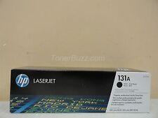 GENUINE HP CF210A 131A BLACK TONER CARTRIDGE LASER JET 200 COLOR M251