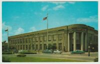 Unused Postcard United States Post Office Rochester New York NY