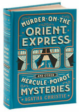 Murder on The Orient Express Leather Bound by Christie Agatha Hardcover