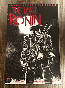TMNT The Last Ronin #1 2nd Printing Retailer Thank You Variant RARE NM-M