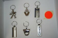 porte cles PEUGEOT RENAULT FORD DACIA   KEYCHAIN concession voiture