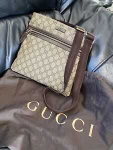 Gucci Messenger Man Bag (100% Authentic)