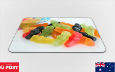 MOUSE PAD DESK MAT ANTI-SLIP|RAINBOW CANDY JELLY BEANS