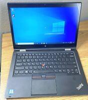 Lenovo ThinkPad X1 Yoga 1st Gen Laptop Core i7-6600U 2.6GHz 8GB 258GB SSD AS-IS