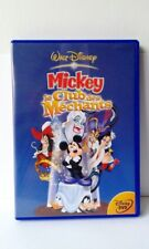 DVD Mickey Le Club des Méchants Walt Disney VF Halloween Cruella Hades Cartoons