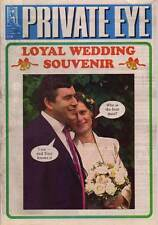 PRIVATE EYE 1008 - 11 Aug 2000 - Gordon Brown Sarah Macauley - LOYAL WEDDING