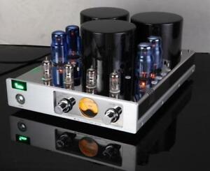 YAQIN MC-13S  EL34/6CA7T push pull Integrated Vacuum Tube Amplifier  40W*2