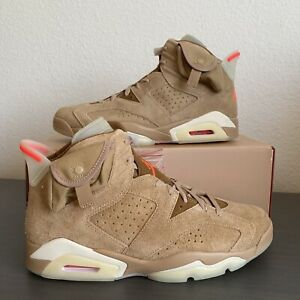 Jordan 6 Travis Scott British Khaki Size 12 DH0690 200