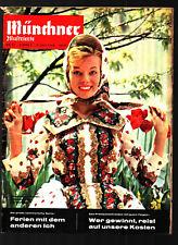 Münchner Illustrierte 2.7.1960 Rosy Ulmer, Elvis Presley
