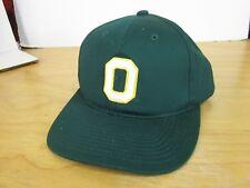 Top of the World Oregon Ducks Green And Yellow Adjustable Snapback Hat EUC